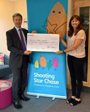 Shooting Stars Children's Hospice